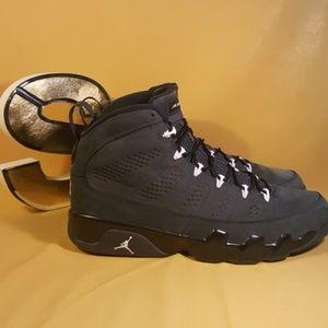 """Air Jordan 9 Retro """"Anthracite"""" Men's"""